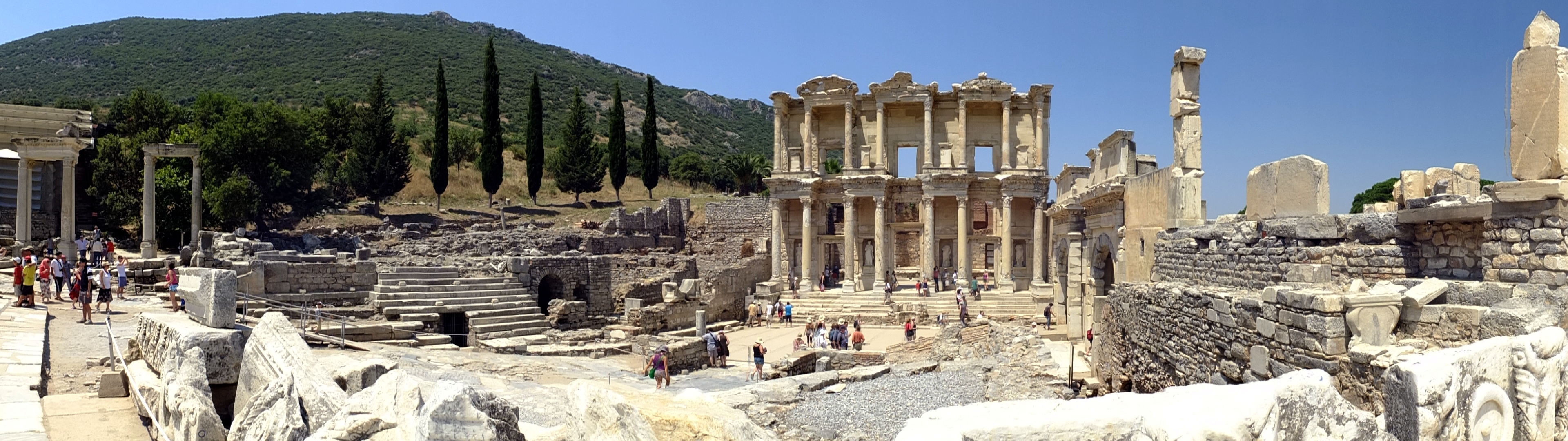 Ephesus visiting and accomodation