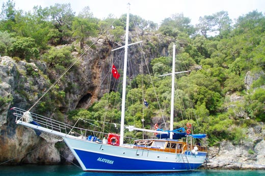 Troublefree Blue Cruise Turkey