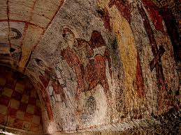 forgotton churches in Cappadocia Turkey